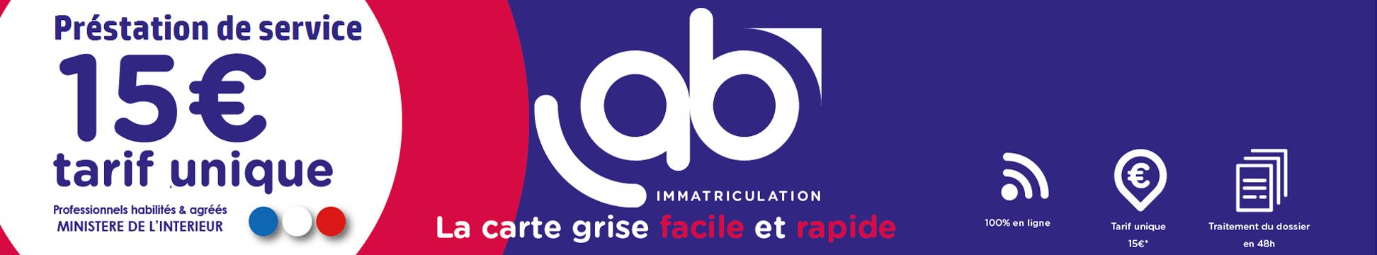 AB Immatriculation : La carte grise facile et rapide